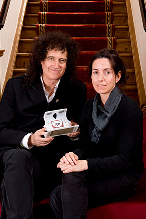 Brian May and Elena Vidal / A Village Lost and Found